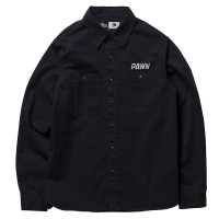 GO POWER SHIRT【PAWN】NAVY