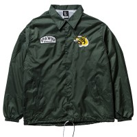 SOUVENIA COACH JACKET【PAWN】GREEN