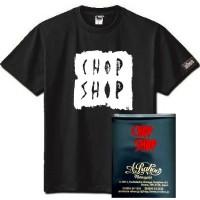 CHOP SHOP S/S TEE【RITZNAIL】BLACK