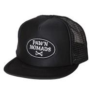 PAWN NOMADS CAP 92905(メッシュキャップ) 【PAWN】BLACK