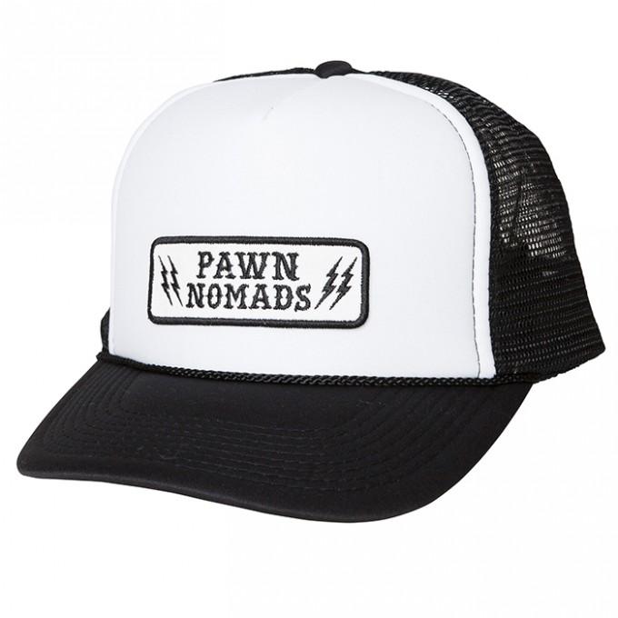 PawnThunderLogoCap92906-WH