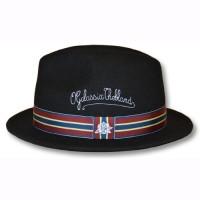 CROWN WOOL HAT【ウールハット】【刺繍】【OG CLASSIX】BLACK