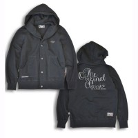 THE ORIGINAL JAPAN SHAWL COLLAR HOOD【OG CLASSIX】BLACK