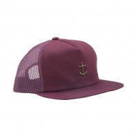 Bottomry Trucker【DARK SEAS】BURGUNDY