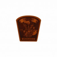 Knucklehead Leather Patch【LOSER MACHINE】LEATHER