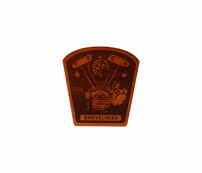 LMC-121500005LEATHERPATCH-SHOVEL
