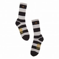 Glory Socks【LOSER MACHINE】BLACK/WHITE