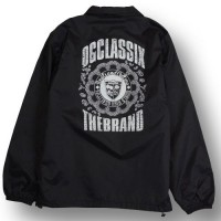 OLD SCHOOL COACH JACKET【OG CLASSIX】BLACK