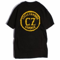 CycleZombies / サイクルゾンビーズ CA3 Black S/S T-SHIRT