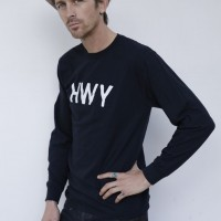 Army – long sleeve【HWY】BLACK