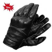 Motorcycle Gloves 【LIL JOES LEGENDARY LEATHERS】BLACK モーターサイクルグローブ スポーツグローブ レザーグローブ 本革 リルジョーズ
