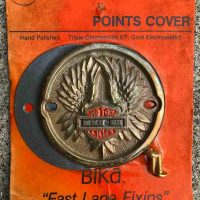 NOS POINTS COVER【VINTAGE PARTS】for SHOVEL HEAD