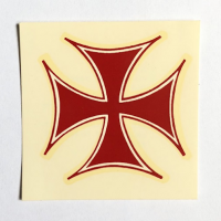 IRON CROSS【VINTAGE PARTS】WATER DECALS