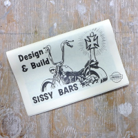 DESIGN & BUILD SISSY BARS【JUNK PRODUCTS 】HOW TO本
