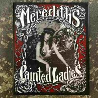 MEREDITH'S PAINTED LADIES66【MEREDITH DEVINE】ART BOOK 直筆サイン入り!