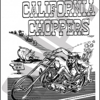 CALIFORNIA CHOPPERS: ROTH'67【JUNK PRODUCTS 】ED BIG DADDY ROTH
