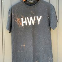 Dead stock Army Bleach【HWY】BLACK