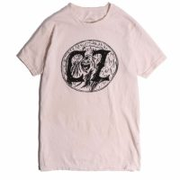 サイクルゾンビーズ TERROR Garage Made S/S T-SHIRT【CycleZombies】BLACK