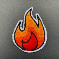 PATCH-F【HWY × LJN STUDIO 】CUSTOM HAND EMBROIDERY