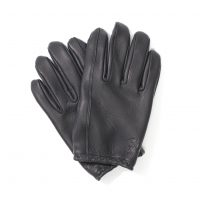 LAMP GLOVES -UTILITY GLOVE SHORTY- BLACK