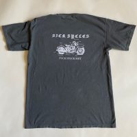 FSS POCKET S/S TEE【AL'S SICK SYCLES】BLACK