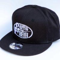 LOGO CAP NEW ERA 9FIFTY【CHOPPERS FOREVER】BLACK